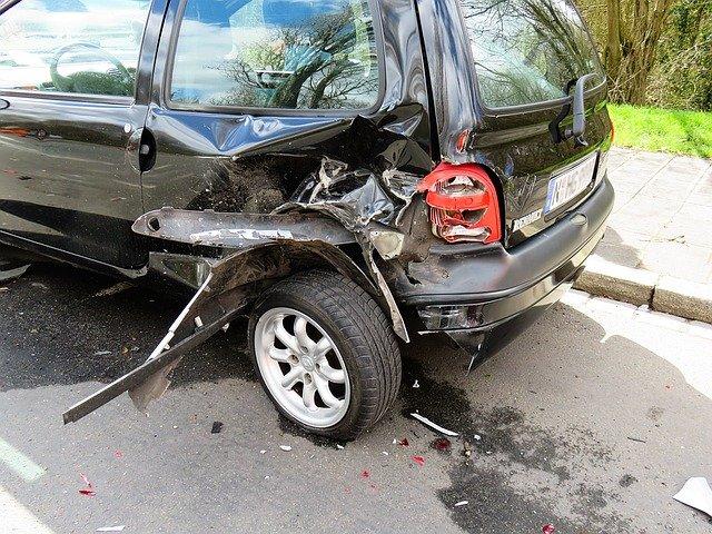 Rear End Accidents in Lexington SC