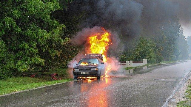 Lexington Hit & Run Car Accident
